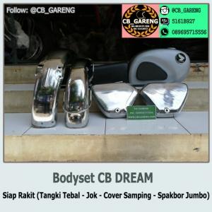 Jual Paket Body CB Dream