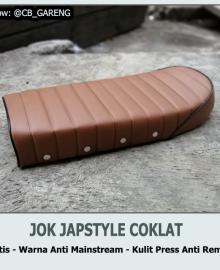 Jok Japstyle Coklat